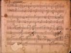 Ludwig van Beethoven Manuscript